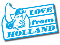 Détails : Love from Holland